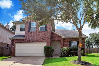 Katy Single Family Home For Sale: 2851 Lakecrest River Drive