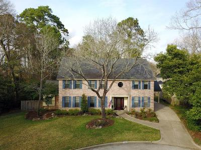 Kingwood Single Family Home For Sale: 5007 Sandy Cedar Drive
