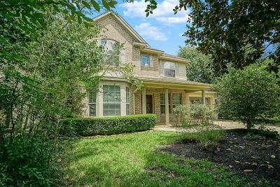 The Woodlands TX Single Family Home For Sale: $399,000