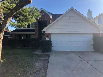 Katy TX Single Family Home For Sale: $169,900