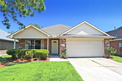 League City Single Family Home For Sale: 227 Glade Bridge Lane