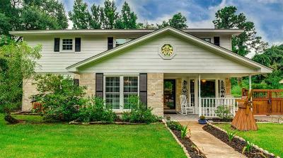 Houston Single Family Home For Sale: 2407 Bammel Timbers Lane