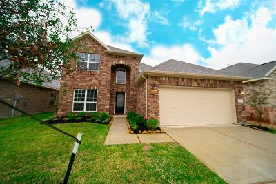 Kingwood Single Family Home For Sale: 26025 Hasting Ridge Lane