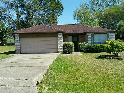 Willis Single Family Home For Sale: 12662 Hackberry Drive