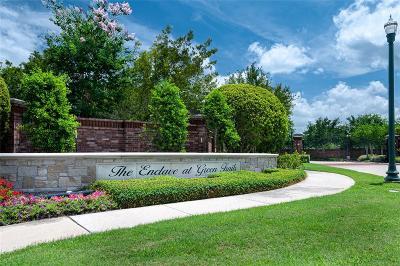 Houston Single Family Home For Sale: 1011 Sophia Springs Lane