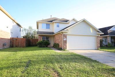 Houston Single Family Home For Sale: 2726 Star Peak Drive