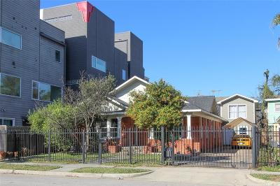 Houston Single Family Home For Sale: 420 W Bell St