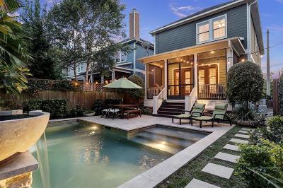 Houston Single Family Home For Sale: 1232 Herkimer Street