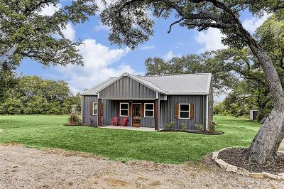 Fayette County Farm & Ranch For Sale: 301 Roznov Road