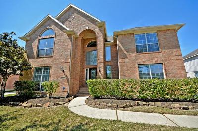League City Single Family Home For Sale: 2153 Salt Marsh Court