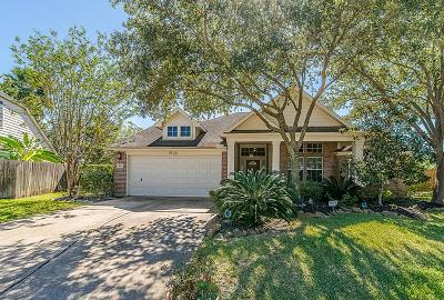 Houston Single Family Home For Sale: 506 Crestwater Court