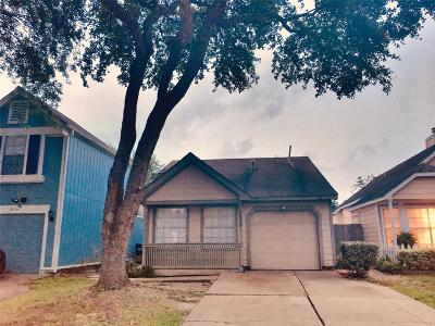 Katy Single Family Home For Sale: 18630 N Lyford Drive
