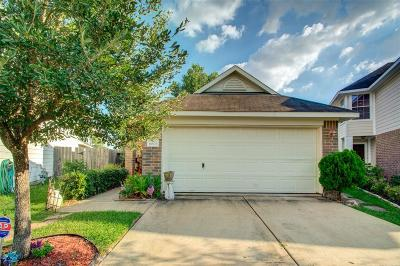 Katy Single Family Home For Sale: 6803 Strathmore Place Court