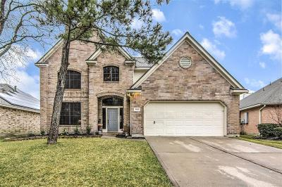 Tomball Single Family Home For Sale: 19030 North Canyon Drive