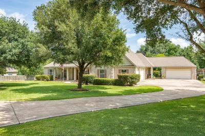 Willis Single Family Home For Sale: 13240 Crest Drive