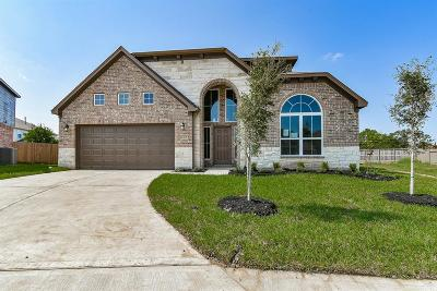 Humble TX Single Family Home For Sale: $273,225