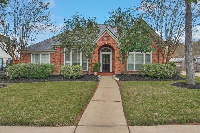 Fort Bend County Single Family Home For Sale: 1806 Blue Sage Drive