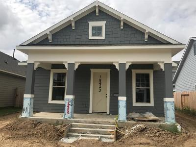 Cypress Single Family Home For Sale: 18523 First Landing