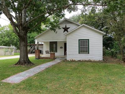Columbus Single Family Home For Sale: 1214 Prairie