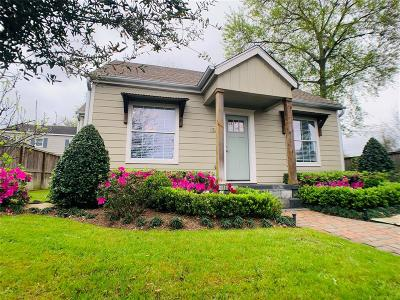 Single Family Home For Sale: 1502 Northwood Street
