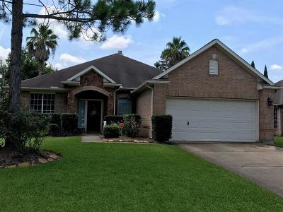 League City Single Family Home For Sale: 5110 Rainflower Circle S