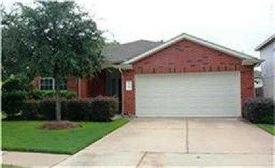 Katy Single Family Home For Sale: 3234 Amber Meadow Drive