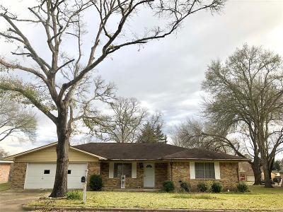 Brenham Single Family Home Pending: 1009 Clearspring Drive