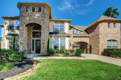 Conroe Single Family Home For Sale: 2007 Cliff Manor Drive
