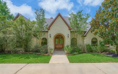 Montgomery Single Family Home For Sale: 15569 Crown Oaks Drive