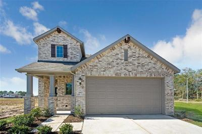 Humble TX Single Family Home For Sale: $297,080