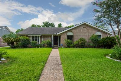 Houston Single Family Home For Sale: 918 Ashford Parkway