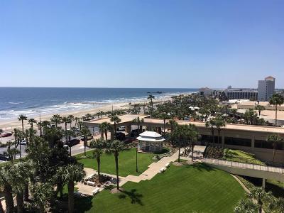 Galveston Mid/High-Rise For Sale: 5220 Seawall Boulevard #837C