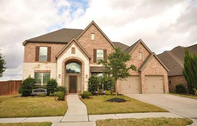 Pearland Single Family Home For Sale: 13309 Jasmine Peak Court