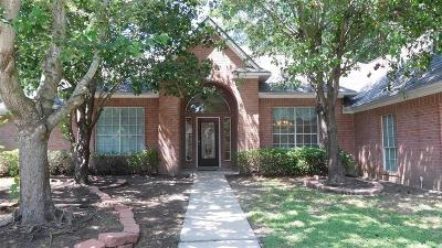 Conroe Single Family Home For Sale: 1102 Northchase Court