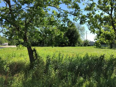 Houston TX Residential Lots & Land For Sale: $50,000