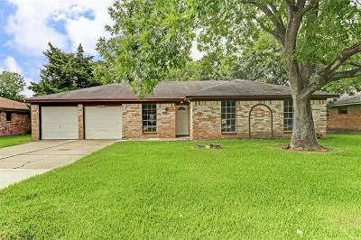 Dickinson Single Family Home For Sale: 4615 29th Street