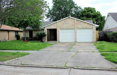 Sugar Land Single Family Home For Sale: 1306 Ashwood Drive