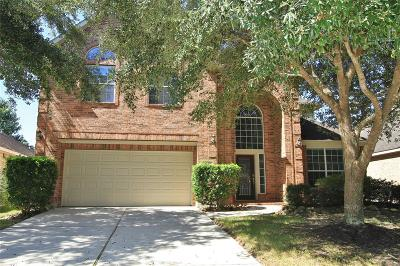 Humble Single Family Home For Sale: 17611 Buck Island Court