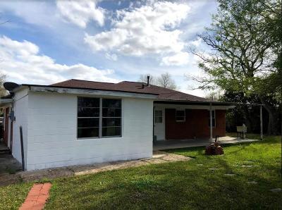 Houston Single Family Home For Sale: 6622 Grape Street