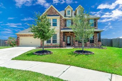 Katy Single Family Home For Sale: 26803 Lindenwood Creek Lane