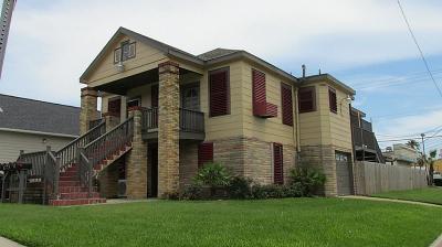 Galveston Rental For Rent: 627 Sealy Street #3
