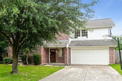 Katy Single Family Home For Sale: 21439 Park Mill Lane