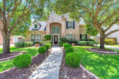 Katy Single Family Home For Sale: 5707 Brennan Ridge Lane