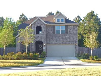 Montgomery Single Family Home For Sale: 107 Aberdeen Pines Court Court