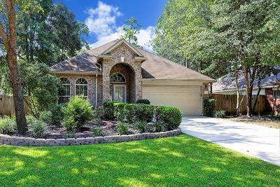 The Woodlands Single Family Home For Sale: 11 Wild Orchid Court