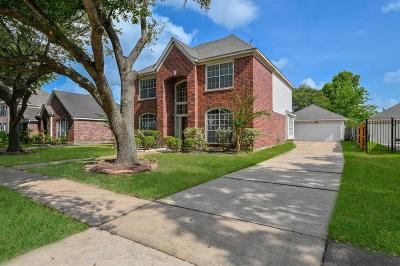 Fort Bend County Single Family Home For Sale: 1806 Brightlake Way