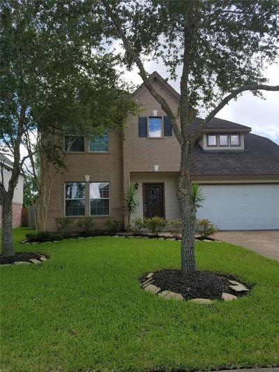 League City Single Family Home For Sale: 2521 Sandvalley Way