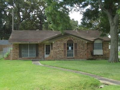 Single Family Home For Sale: 3227 Dalview Street