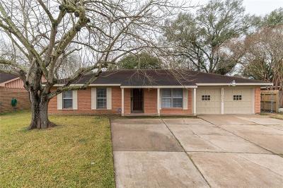 Houston Single Family Home For Sale: 11930 Hillcroft Street