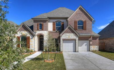 Kingwood Single Family Home For Sale: 6022 Fairway Shores Ln